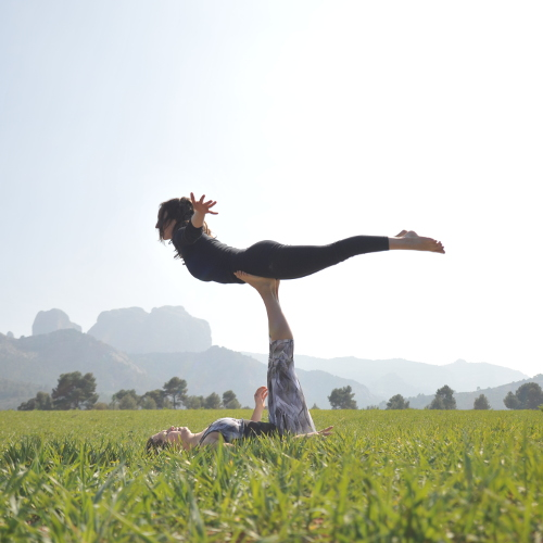 Yoga clases particulares